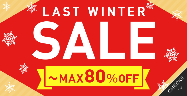 LAST WINTER SALE