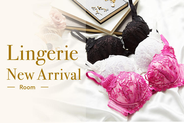 San-ai Resort|Lingerie New Arrival Room【下着新作】