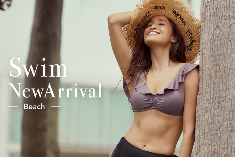 San-ai Resort|Swim New Arrival Beach【水着新作】
