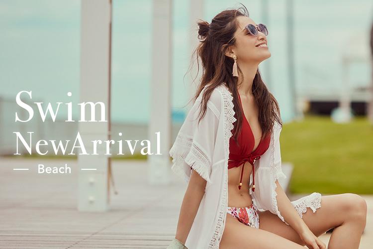 NEW ARRIVAL【水着新作】