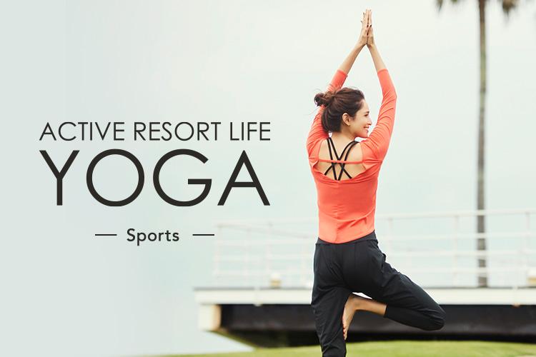 ACTIVE RESORT LIFE YOGA Sports