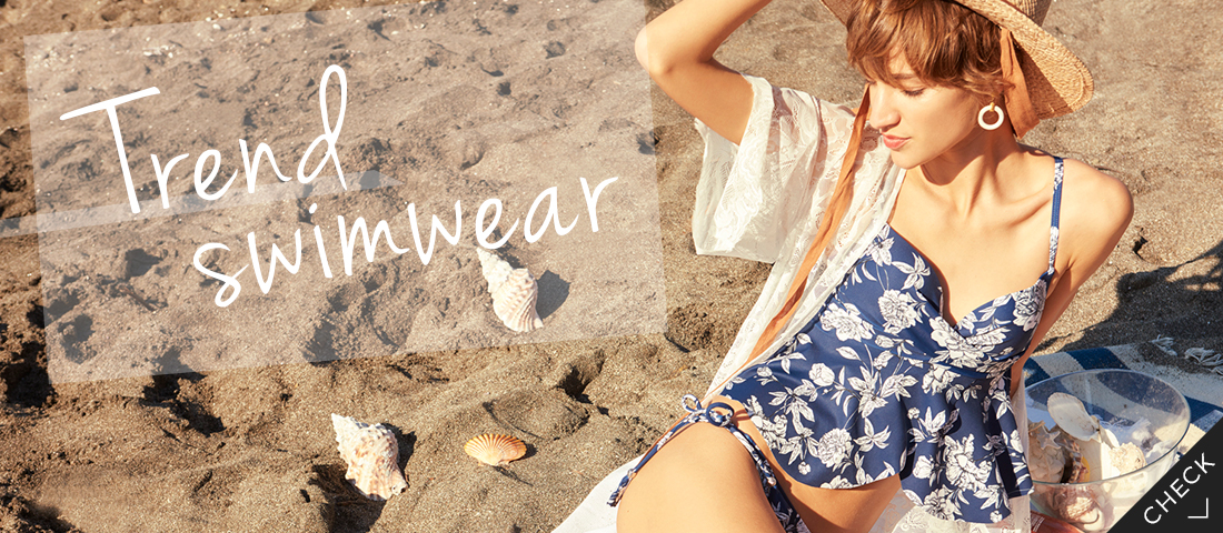 Trend Swimwear|トレンド水着