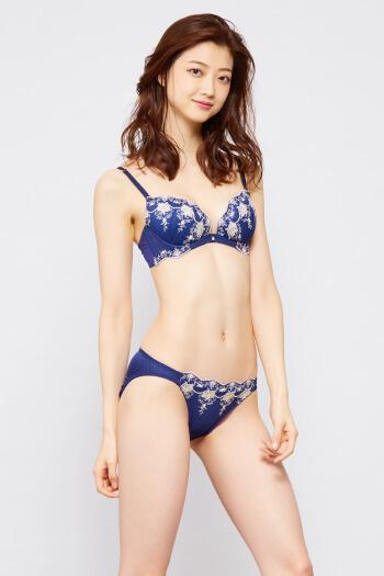 【northerly bra フィットシリーズ 脇胸スッキリ】
