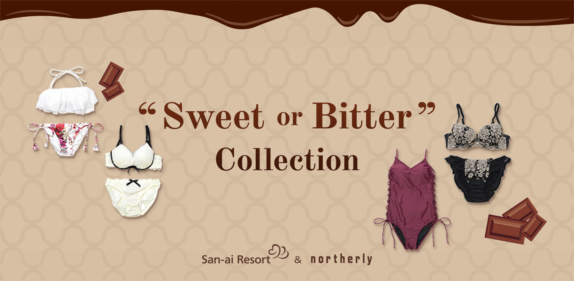 Sweet or Bitter Collection