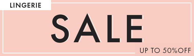 SALE|下着セール