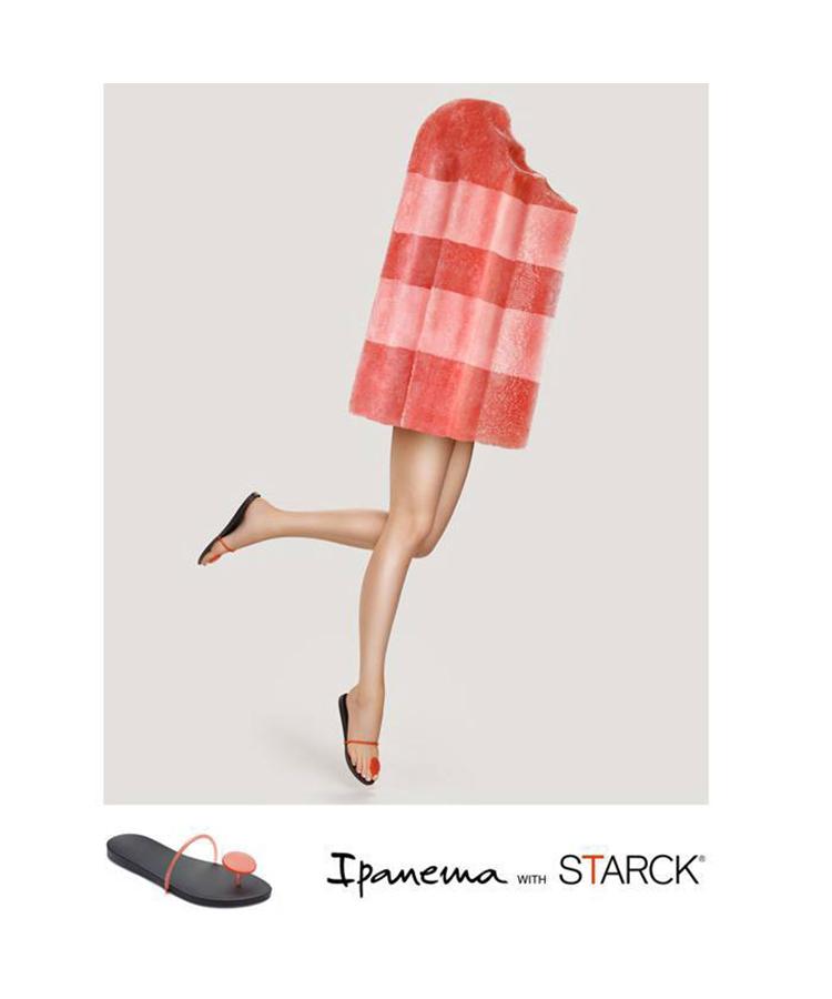【Ipanema with STARCK】THING U  22cm.23cm.24cm.25cm【PM81603】