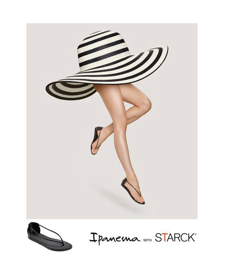 【Ipanema with STARCK】THING N  22cm.23cm.24cm.25cm【PM81602】