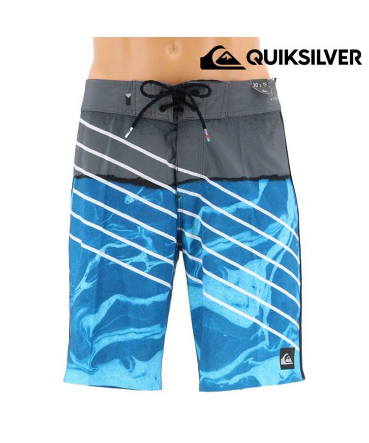 【2018年新作】【QUIKSILVER】【EQYBS03848】HIGHLINE LAVA SLASH 19 メンズボードショーツ S,M,L,LL