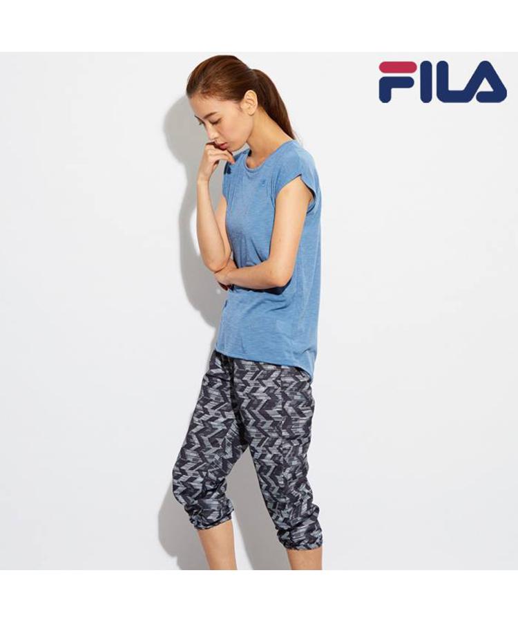 【FILA】フィットネスウェア 3点セット 9号/11号/13号