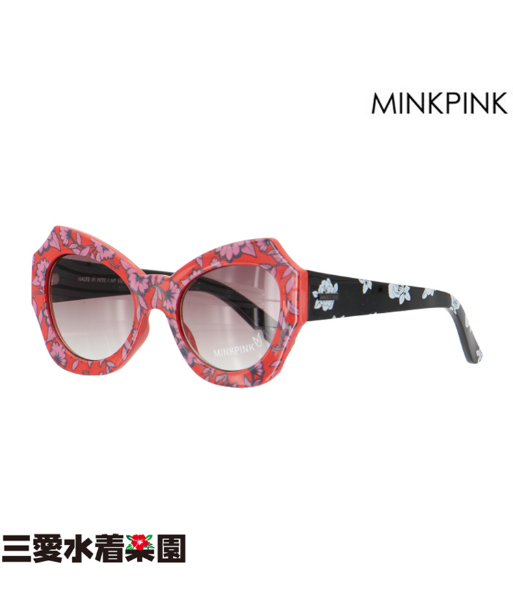 【MINKPINK】HAUTE IN HERE MP EDIT サングラス F
