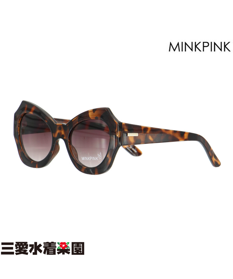 【MINKPINK】HAUTE IN HERE MP EDIT べっ甲 サングラス F