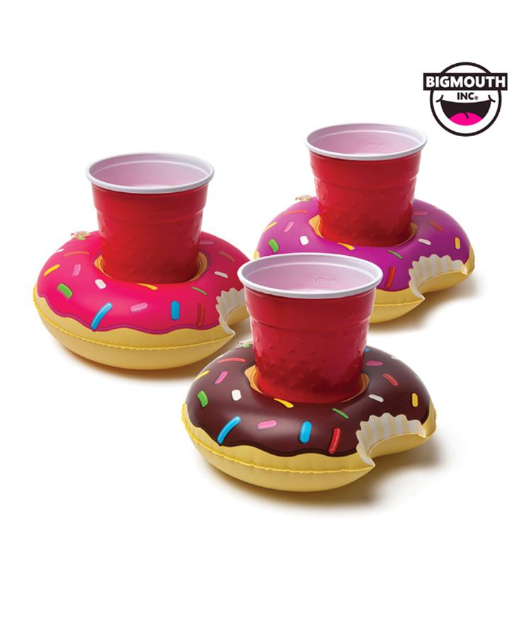 【BIG MOUTH】Beverage Boat 3pcs set (DONUTS)