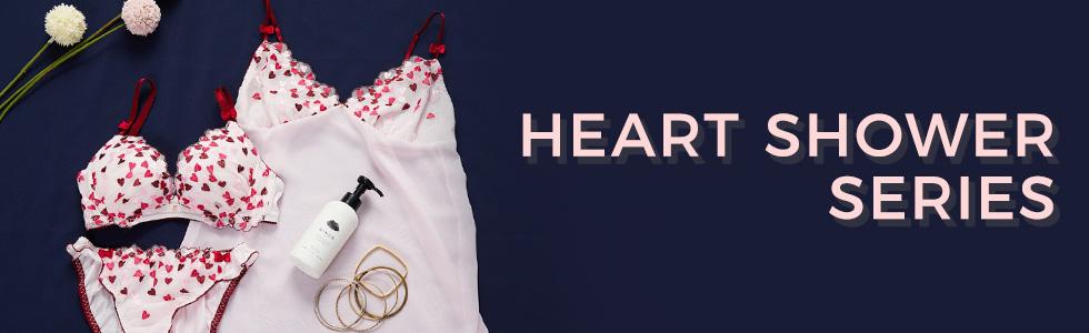 Heart Shower Series