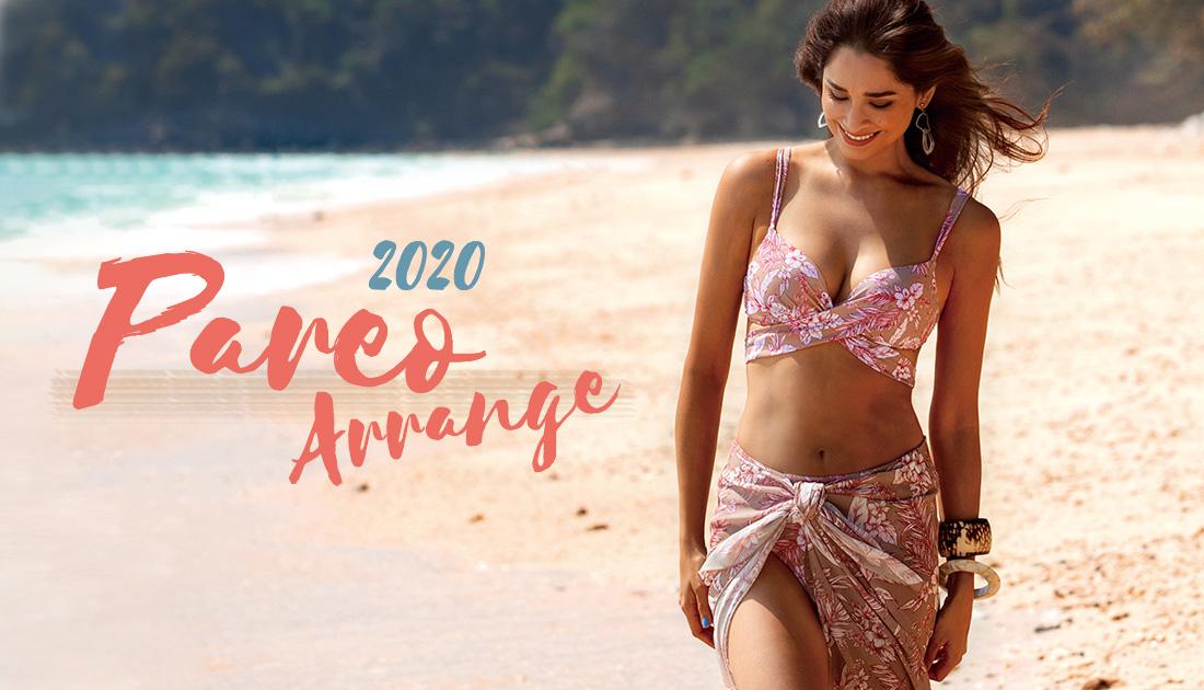 2020 Pareo Arrange パレオ特集