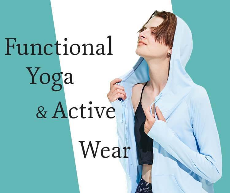 Functional Yoga&Active Wear