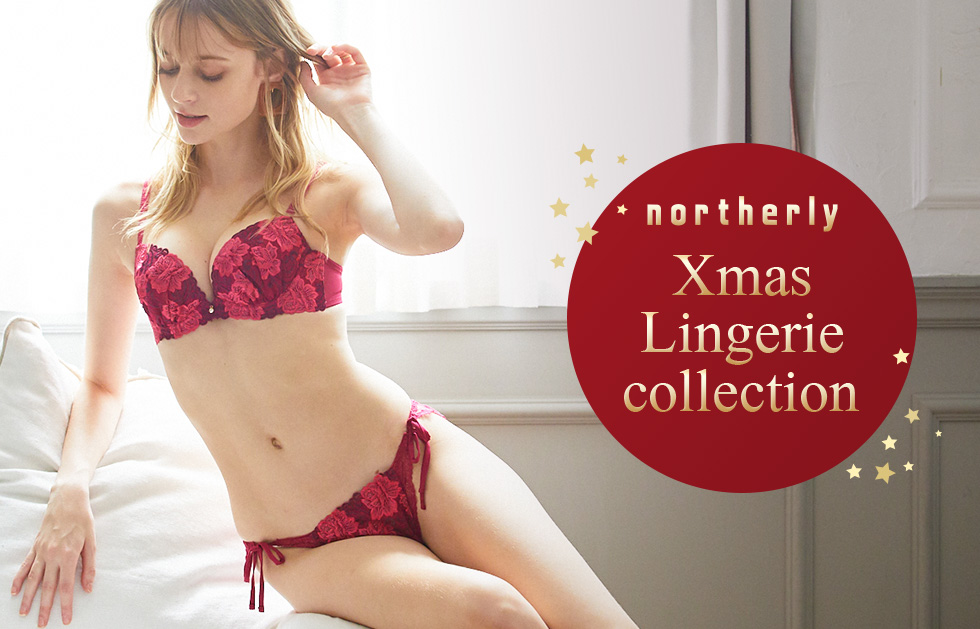 northerly Xmas Lingerie collection