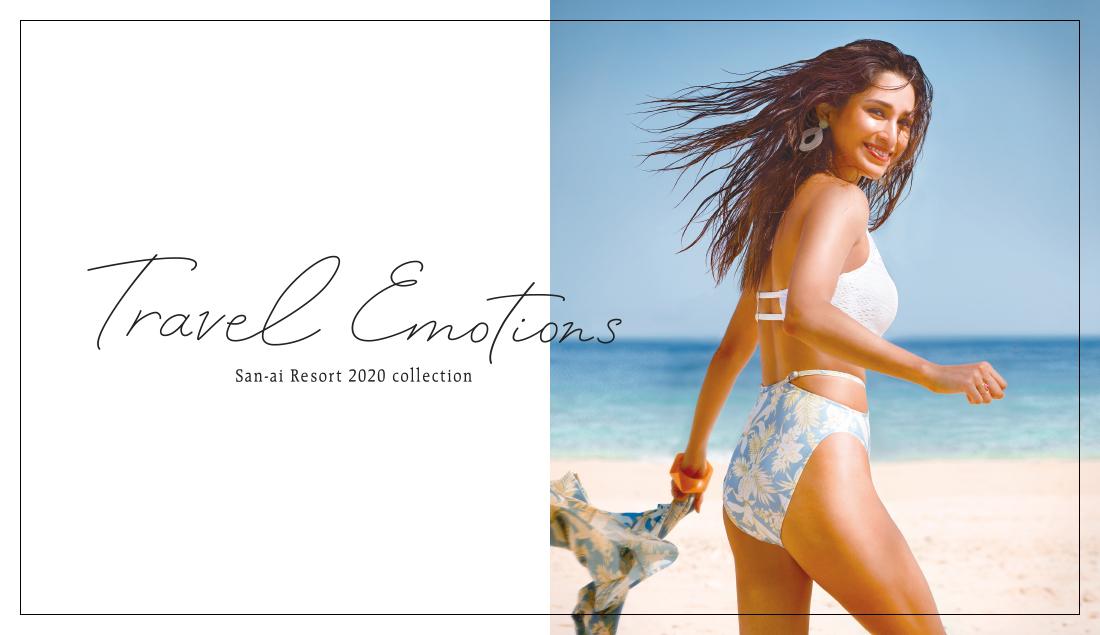 San-ai Resort 2019 collection