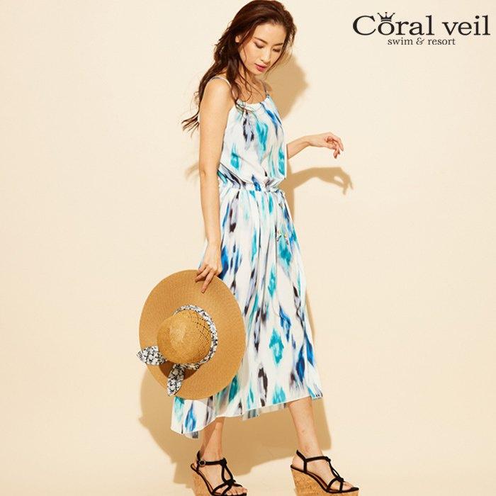 大人なエレガントさが魅力!「Coral veil」の2018年最新水着スタイル